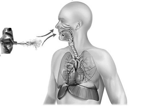 aérosol pour problème respiratoire