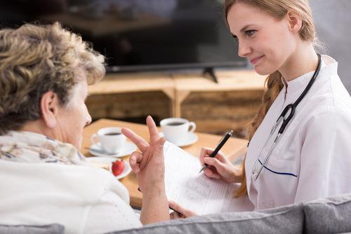 infirmier soins domicile